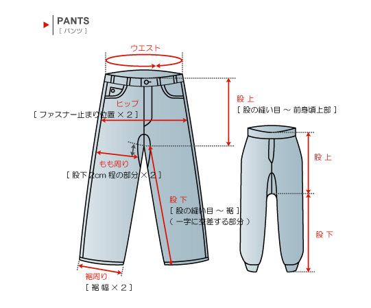 ジーンズ・パンツ