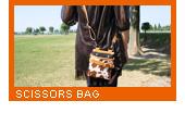 AGILITY(アジリティー)Scissors Bag