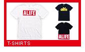 ALIFE(�����饤��)S/S Tee(�ԥ����)