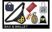 HAOMING(ハオミン)Bag Wallet(バッグ財布)