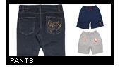 HAOMING(ハオミン)Pants(パンツ)