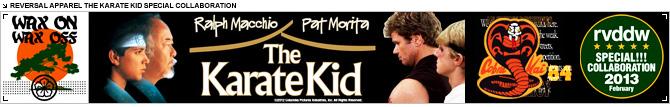 THE KARATE KID(����ƥ��åɡ��٥��ȥ��å�)