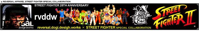 STREET FIGHTER(ストリートファイター)