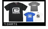 reversal(リバーサル)Tシャツ