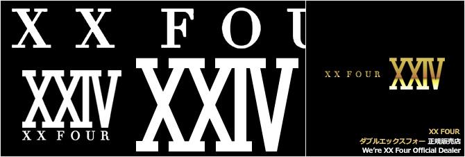XX FOUR(ダブルエックスフォー)